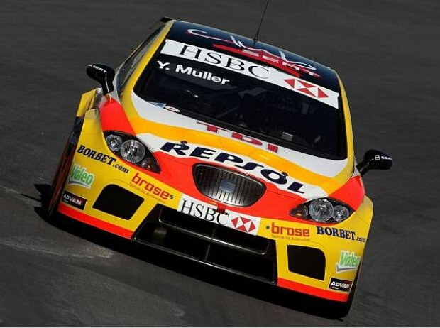 Yvan Muller, Miguel E. Abed, Autódromo Miguel E. Abed