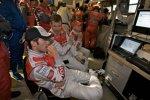 Tom Kristensen, Mike Rockenfeller, Rinaldo Capello (Audi Sport)