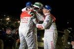 Tom Kristensen, Rinaldo Capello, Allan McNish (Audi Sport)