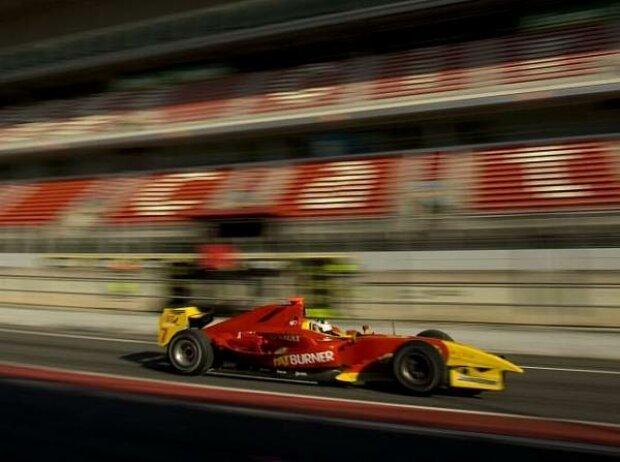 Lucas di GrassiBarcelona, Circuit de Catalunya