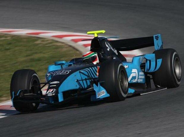 Alvaro ParenteBarcelona, Circuit de Catalunya