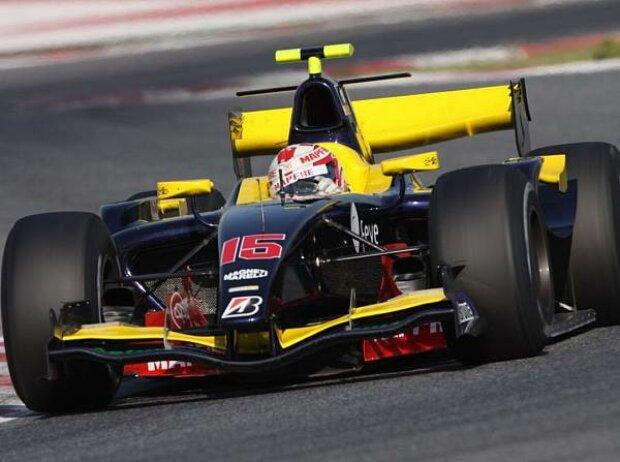 Javier VillaBarcelona, Circuit de Catalunya