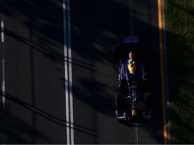 Sebastian Vettel, Melbourne, Albert Park