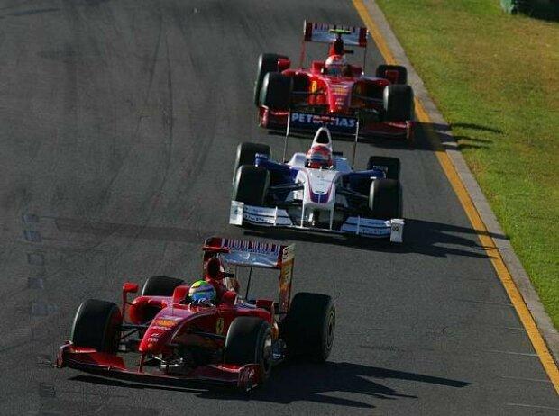 Felipe Massa, Melbourne, Albert Park