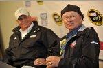Rick Hendrick und sein erster Sieger Geoff Bodine