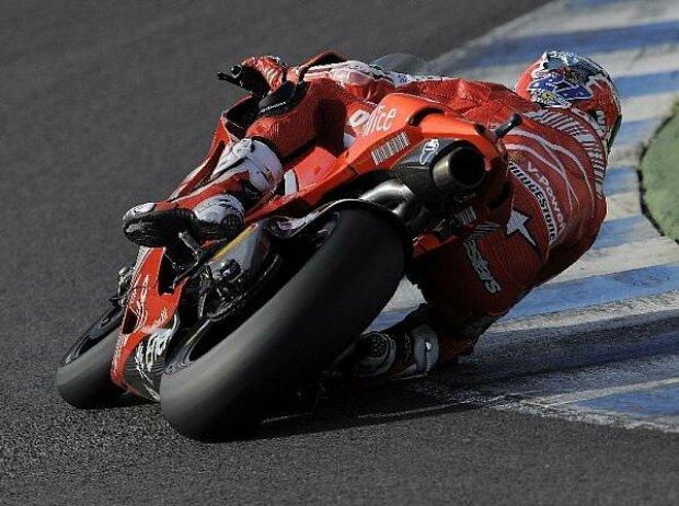 Casey Stoner, Jerez, Circuit de Jerez