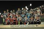 Die MotoGP-Fahrerparade 2009