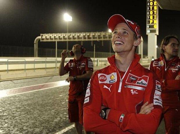 Casey Stoner, Doha, Losail Circuit