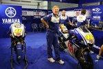 Yamaha-Box von Valentino Rossi