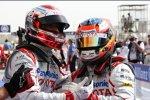 Jarno Trulli und Timo Glock (Toyota)
