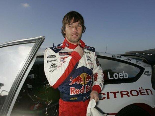 Sébastien Loeb, Rallye Zypern, Cyprus Rally