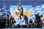 Jorge Lorenzo, Valentino Rossi (Yamaha)