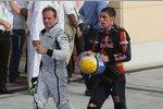Rubens Barrichello Sébastien Buemi (Toro Rosso) (Brawn)