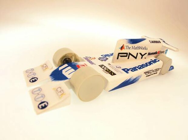 Bolide von Panasonic Racing