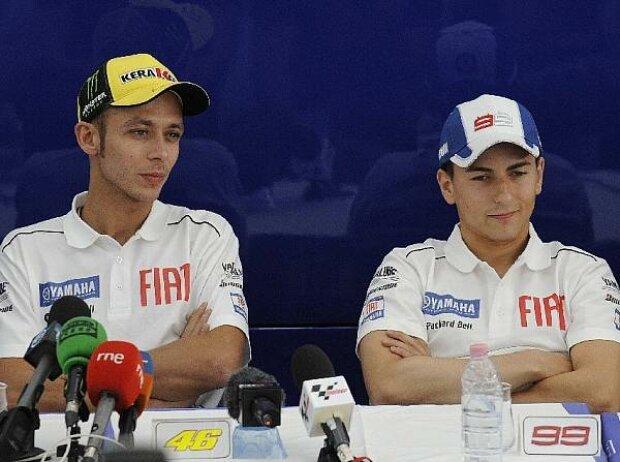 Valentino Rossi, Jorge Lorenzo, Jerez, Circuit de Jerez
