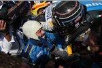 Nicola Larini, Yvan Muller (SEAT) (Chevrolet)