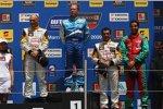 Jordi Gené, Robert Huff, Gabriele Tarquini, Mehdi Bennani (SEAT) (Chevrolet) (Exagon Engineering)