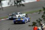 Tom Coronel Spyker Luc Alphand Corvette