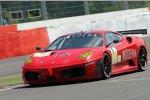 Antonio Garcia Ferrari F430