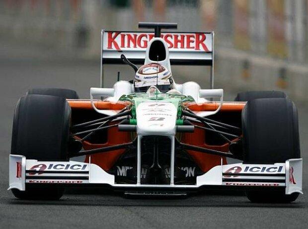 Adrian Sutil, Silverstone, Grand Prix Circuit Silverstone