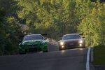 BMW Alpina B6 GT3 Audi R8 LMS