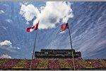 90.000 Zuschauer beim LifeLock 400 in Michigan