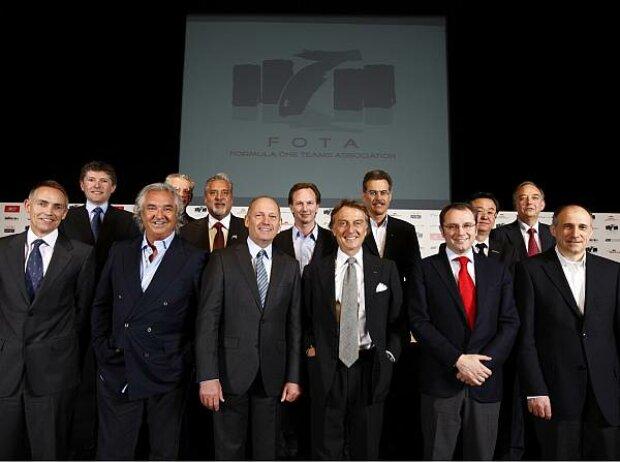 FOTA-Pressekonferenz in Genf