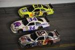 Paul Menard John Andretti Scott Speed