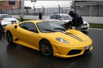 Auto von Marc Gené (Ferrari)