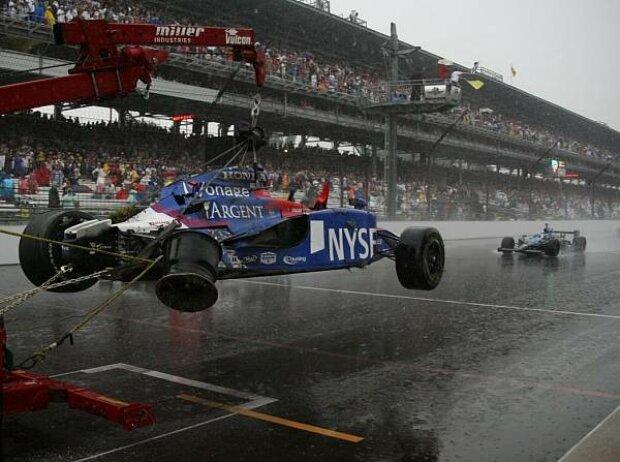 Marco Andretti Indianapolis