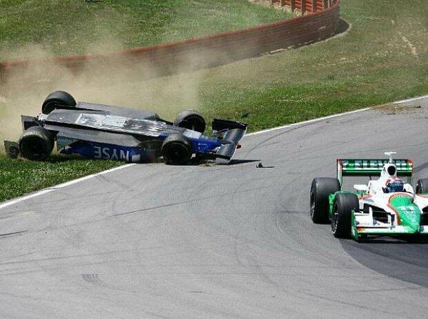 Marco Andretti Tony Kanaan