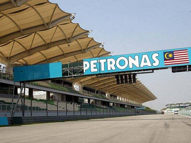 'Sepang International Circuit'