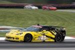 Jan Magnussen Corvette C6.R GT2
