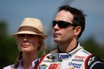 Jimmie Johnson mit Ehefrau Chandra