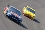 Brian Vickers Clint Bowyer