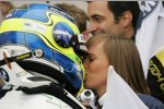 Augusto Farfus und Ehefrau Liri (BMW Team Germany)