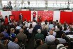 Santander-Pressekonferenz