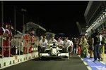 Wagen von Rubens Barrichello (Brawn)