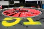 Trotz Abwesenheit: Reifen für Timo Glock