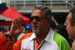 Vijay Mallya (Teameigentümer) (Force India)