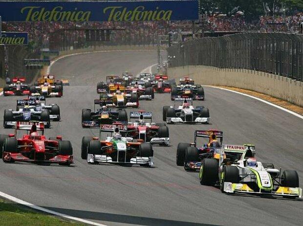 Start in Brasilien 2009