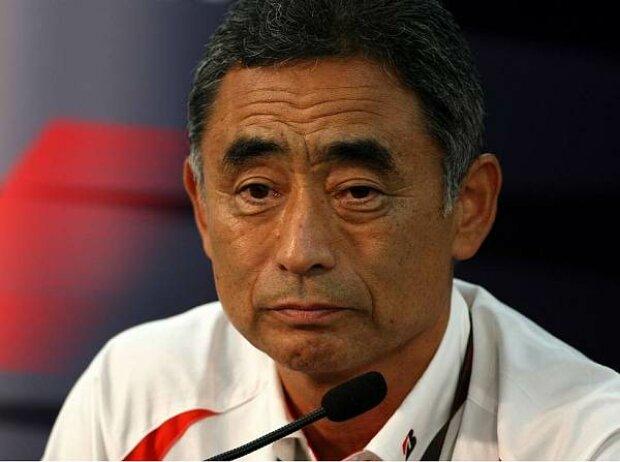 Hiroshi Yasukawa (Motorsportdirektor Bridgestone)