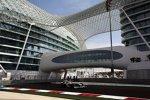 Vitantonio Liuzzi beim Saisonfinale in Abu Dhabi