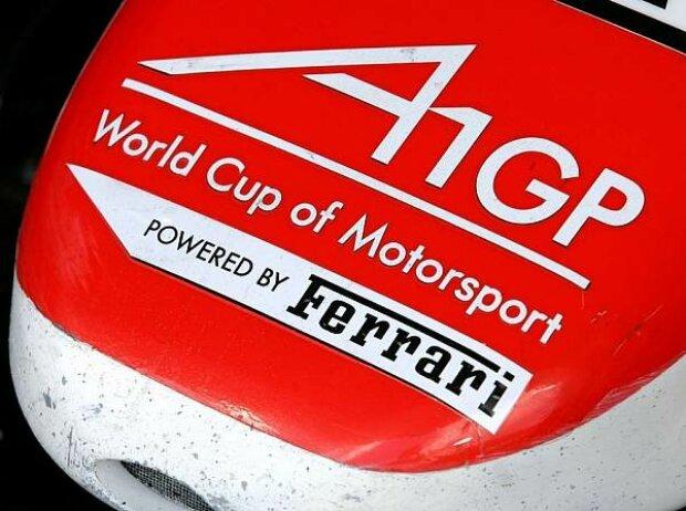 A1GP powered by Ferrari Logo