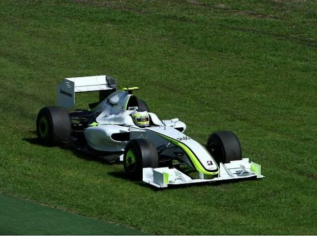Rubens Barrichello, Melbourne, Albert Park Melbourne