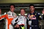 Regen in São Paulo: Sensationeller dritter Startplatz für Adrian Sutil