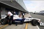 Bertrand Baguette (BMW  F1 Team)