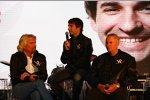 Richard Branson, Timo Glock und John Booth