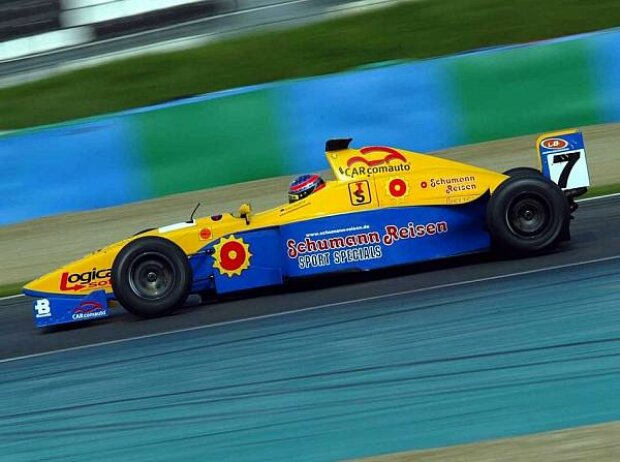 Sven Heidfeld Formel 3000