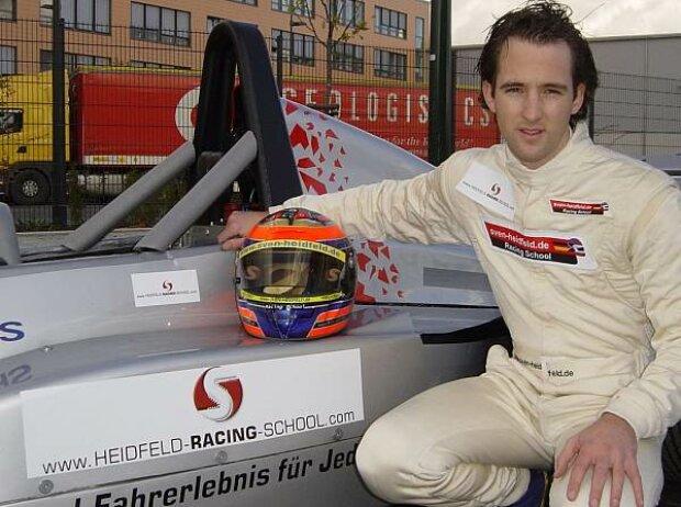 Sven Heidfeld Fahrertraining